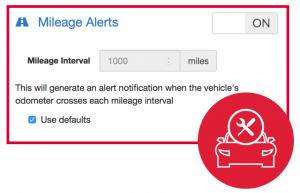 Mileage Alerts - ZAZ GPS