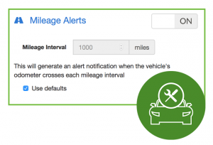 The CDS dealer management system enables auto dealers to track mileage to know when to service them