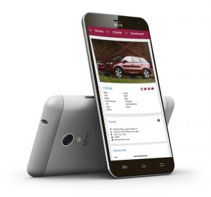ZAZ GPS Mobile App for Auto Dealers