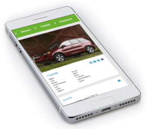 CDS Mobile App - Locate Vehicle Instantly