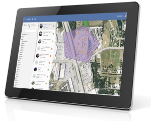 Create Geofences around your dealership to protect your assets - Connected Dealer Services