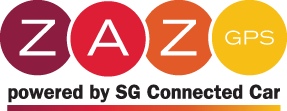 ZAZ GPS Powered by SG Connected Car